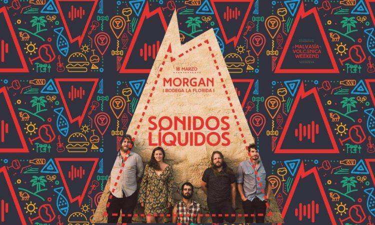 Concierto de Morgan en Bodegas La Florida. Sonidos Líquidos. 18 de marzo 2018