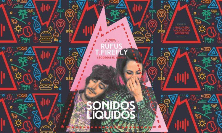 Concierto de Rufus T. Firefly en Lanzarote. 15 de abril 2018. Sonidos Líquidos