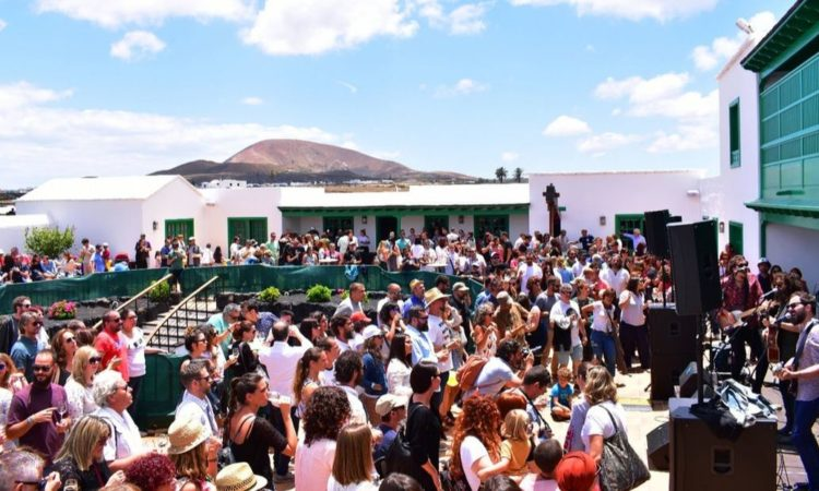 Concierto épico de Ángel Stanich Band en el Monumento al Campesino