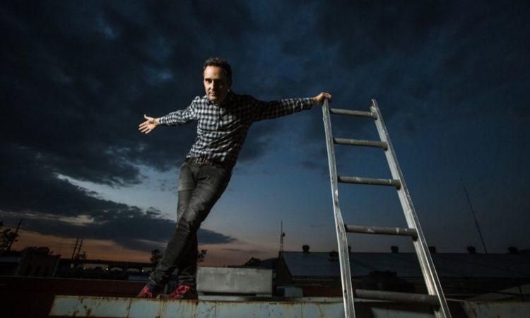 Jorge Drexler llega a Canarias con Salvavidas de Hielo