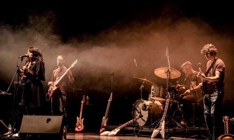 Concierto de Music in action en Lanzarote. The Framilys 18 mayo 2018