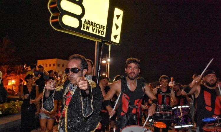 Arrecife en Vivo despidió su sexta edición dejando el listón muy alto