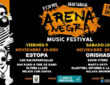 El Festival Arena Negra tendrá lugar los días 9 y 10 de noviembre en la playa de Gran Tarajal Fuerteventura. Festivales Islas Canarias.