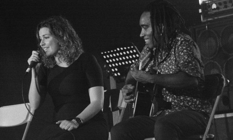 Maru Cabrera conciertos Lanzarote. Jameos del Agua