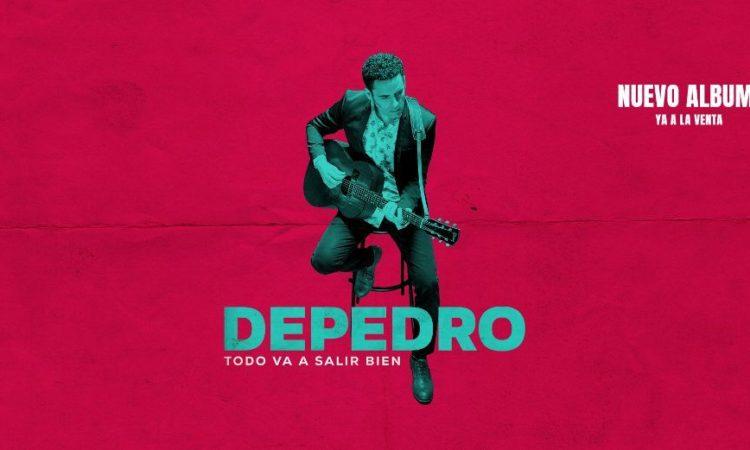 DEPEDRO presenta 'Todo va a salir bien' en Fuerteventura el 24 de noviembre