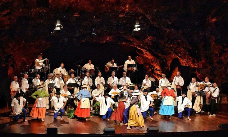 LOS CAMPESINOS PRESENTAN:ISLA SONORA en Lanzarote