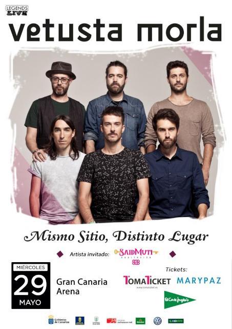 Vetusta Morla vuelve a Canarias después de su último concierto en Lanzarote
