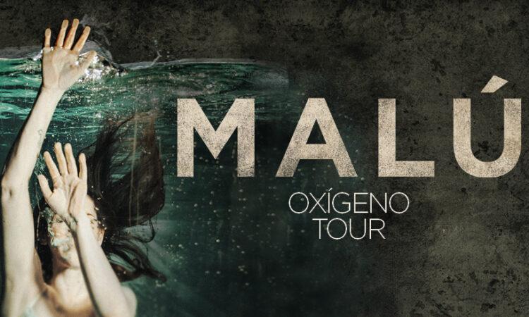 Malú vuelve a Canarias con Oxígen Tour en abril de 2019