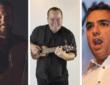 Concierto de timple, guitarra y voz formado por el timplista José Vicente Pérez, el guitarrista Manuel Adrián Niz y solista Ciro Corujo. Folclore