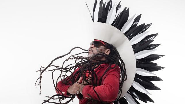 El cantante brasieño Carlinhos Brown actuará en el Carnaval de Puerto del Carmen el 8 de marzo