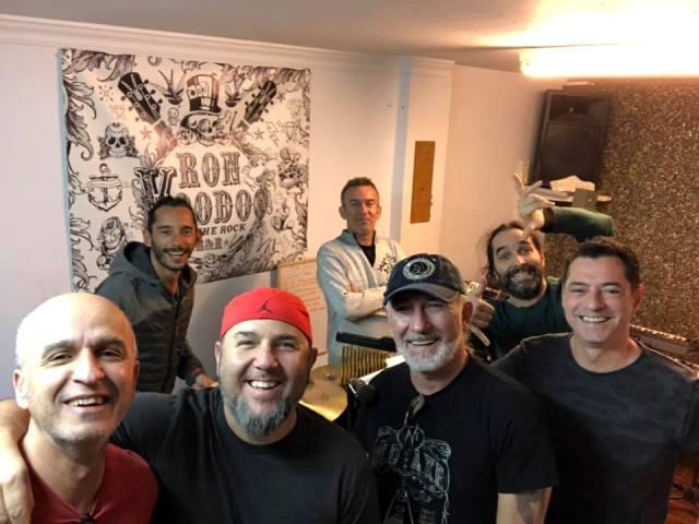 Ron Voodoo formada por un gran plantel de músicos con experiencia en antiguos proyectos debuta el 9 de febrero en Eat to the Beat
