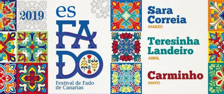 La presente edición de esFado se convierte en itinerante con actuaciones de 3 grandes artistas del género portugués en Lanzarote, Gran Canaria, Tenerife y La Palma.