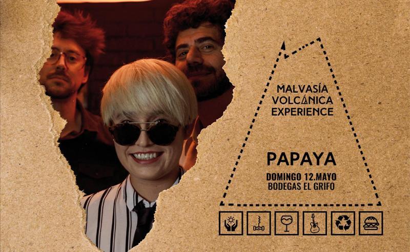 Concierto de Papaya en Bodegas El Grifo | Sonidos Líquidos 2019