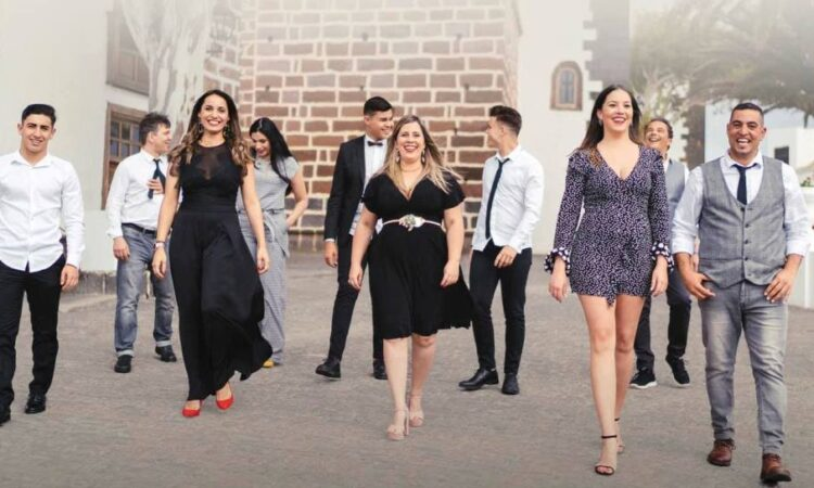 El Grupo Bohemia de Lanzarote ofrecerá un gran concierto el 31 de mayo por el Día de Canarias en el Teatro Municipal de San Bartolomé.