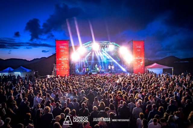 Sonidos Líquidos: un festival único, espectacular y sostenible.