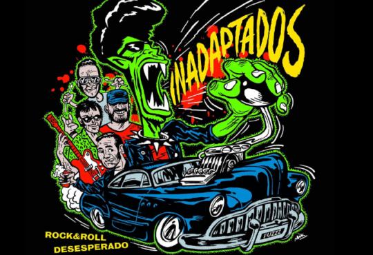 Las bandas conejeras Inadaptados, Nediam y Emisora Clandestina actuarán el jueves, 22 de agosto, en las Fiestas de San Bartolomé.