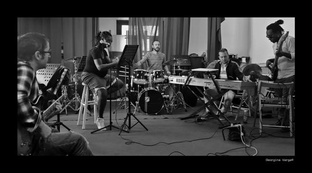 Concierto de Zalon Thompson y Funk Five en Arrecife