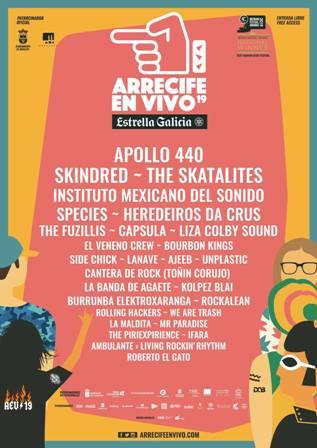 10 festivales en Canarias para cerrar el año