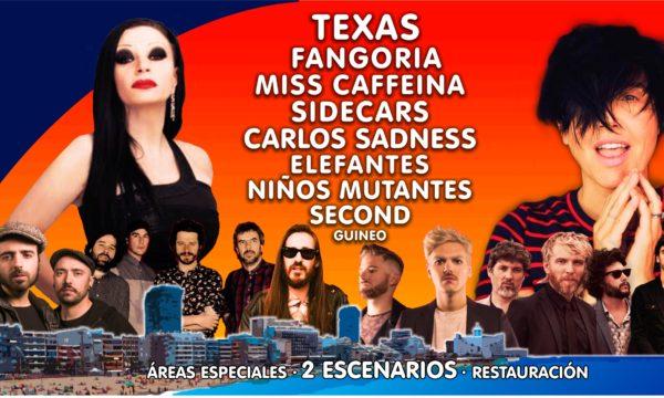 l 28 de septiembre se celebrará la segunda edición Gran Canaria Sum Festival que tendrá como cabeza de cartel al grupo escocés Texas