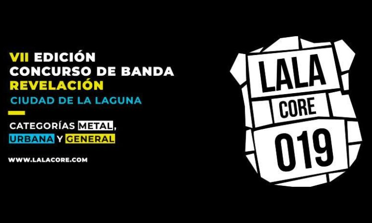 Lala Core 19 cierra su plazo de inscripción el jueves 7 de noviembre con el objetivo de estimular la creación artística y musical en Canarias.