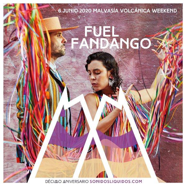 Fuel Fandango primera banda confirmada para Sonidos Líquidos 2020