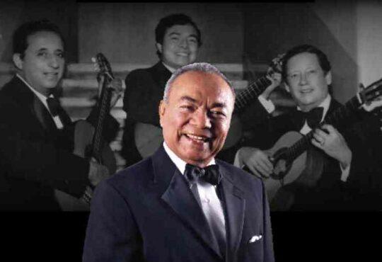 Los Panchos, siguen presentes en el estilo inconfundible de Rafael Basurto Lara, última voz líder del trío, que ofrecerá 7 conciertos en Canarias en el mes noviembre.