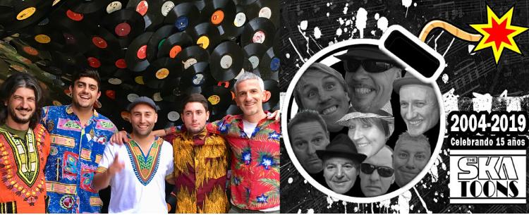 La noche del 30 de noviembre el Festival de Músicas Alternativas de Canarias 2019 ofrecerá los conciertos de Low Island Refugees y The Skatoons en Lanzarote.