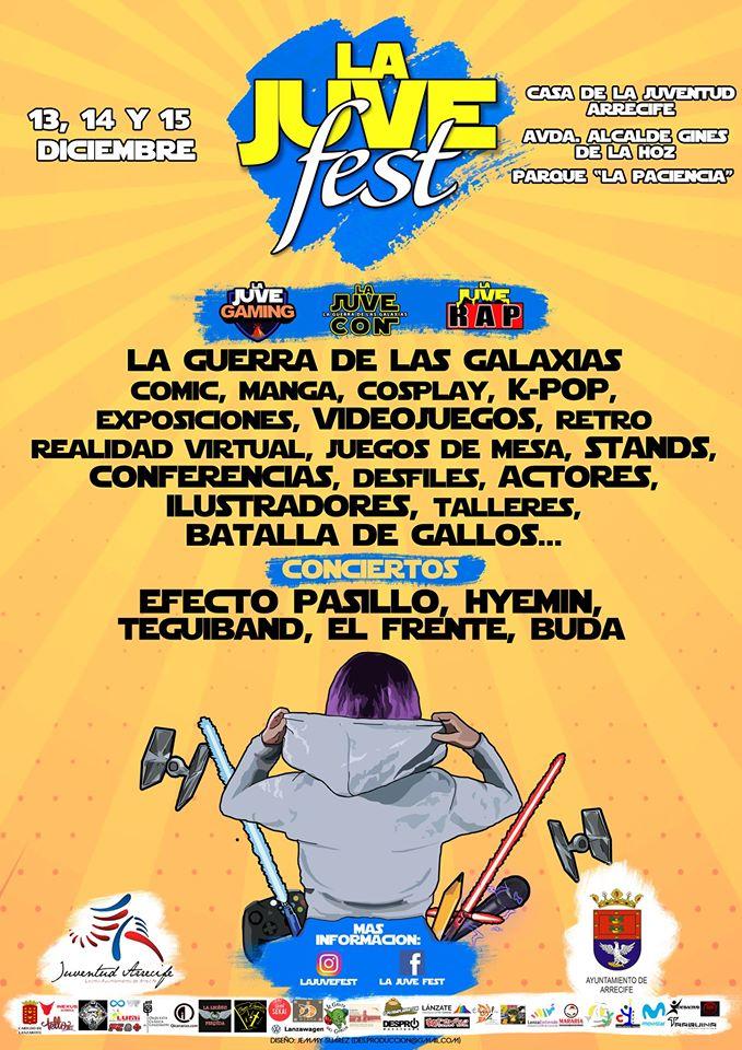 Efecto Pasillo encabeza la primera edición de La Juve Fest