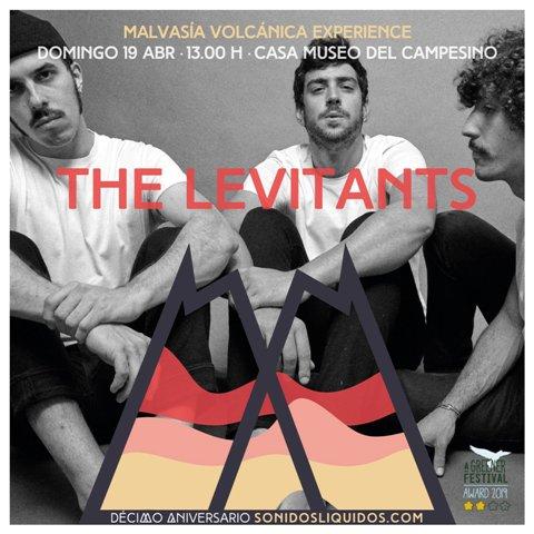 Sonidos Líquidos celebrará la segunda Malvasía Volcánica Experience de 2020 con el concierto de The Levitants el 19 de abril.