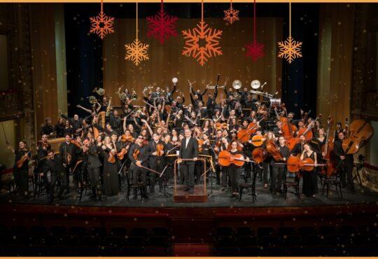 Concierto de año nuevo de la Joven Orquesta de Canarias en Teguise