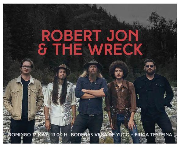 Desde Estados Unidos a La Geria, el exquisito directo de Robert Jon & The Wreck se suma al cartel de Sonidos Líquidos 2020 para cerrar el ciclo de conciertos en formato Malvasía Volcánica Experience.