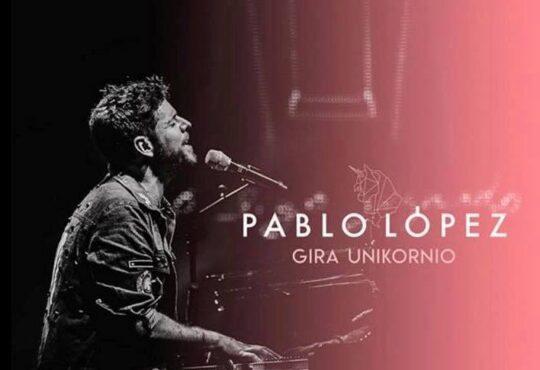 Pablo López hará escala en las Islas Canarias con 'Unikornio'