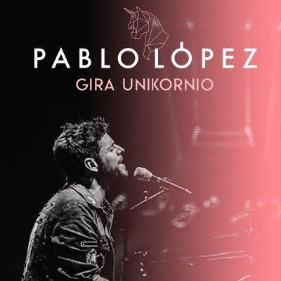 Pablo López regresa a Canarias con 2 conciertos que se celebrán el 30 de abril en el Gran Canaria Arena