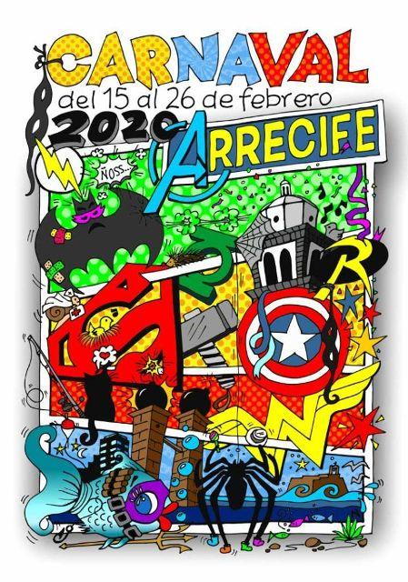 Café Quijano actuará el sabado 22 de febrero en el carnaval de día de Arrecife