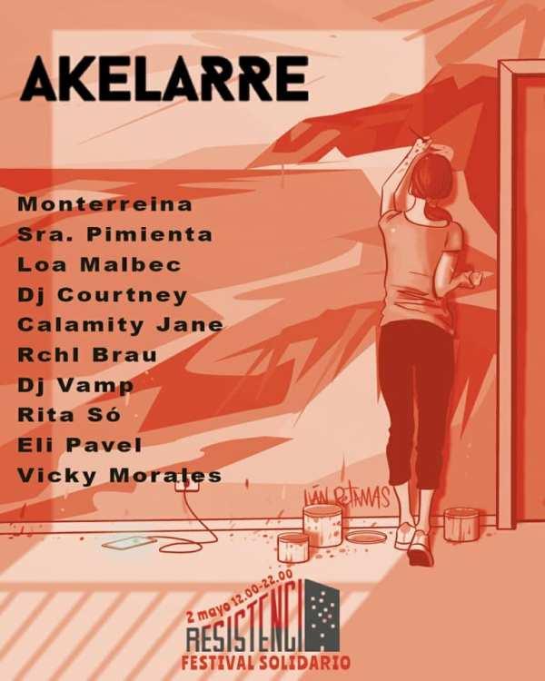 Resistencia Akelarre