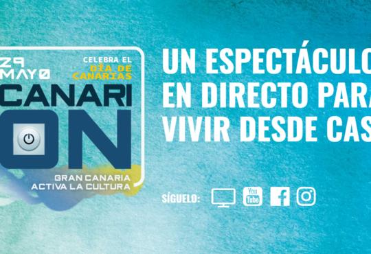 El festival Canari on celebra el día de Canarias el 29 de mayo