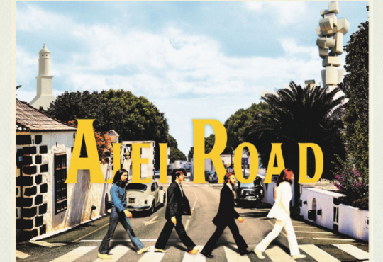 Ajei Road – Concierto Tributo a The Beatles en San Bartolomé