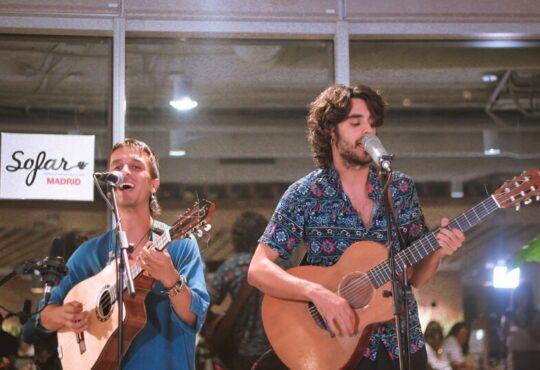 el 7 de mayo Pedro Pastor actuará en Lanzarote junto a Alvaro Navarro.